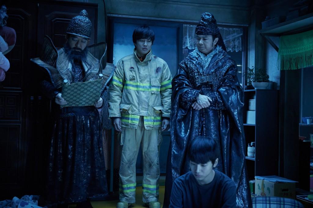 차태현 영화 신과함께 죄와벌 스틸 2017.12 (8)