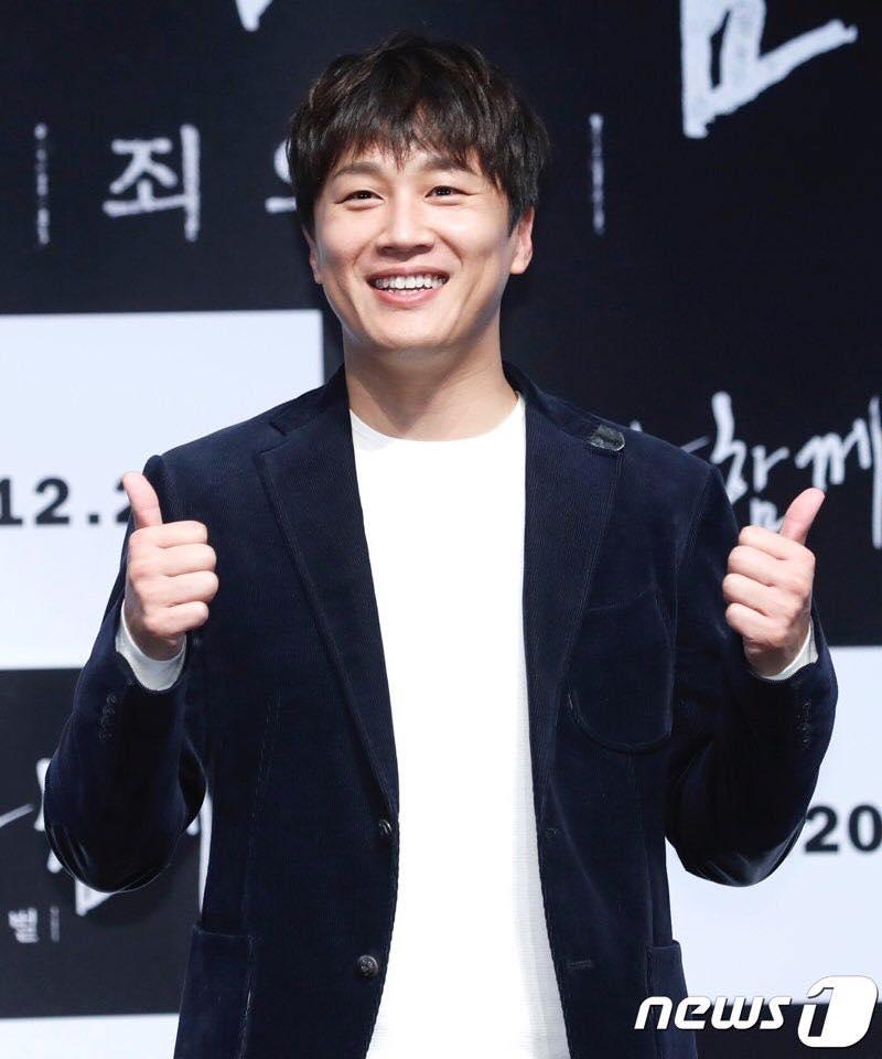 차태현 영화 신과함께 죄와벌 언론시사회 2017.12.12 (2)