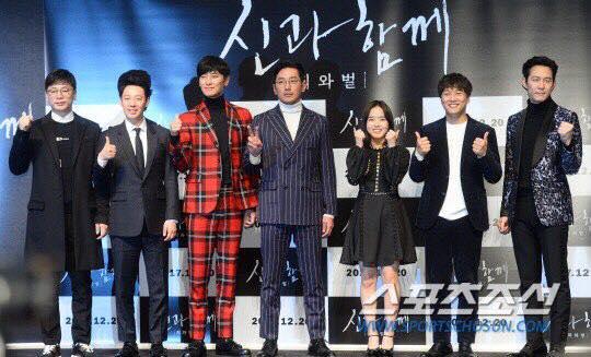 차태현 영화 신과함께 죄와벌 언론시사회 2017.12.12 (5)