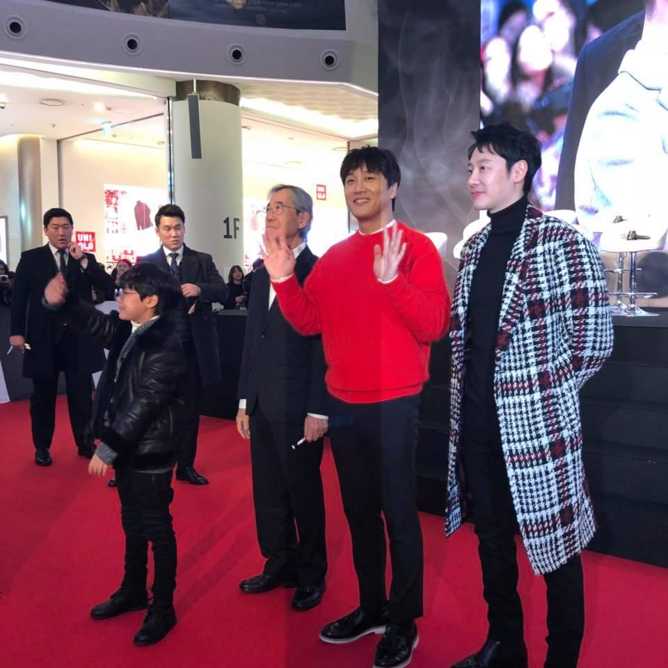 차태현 영화 신과함께 죄와 벌 VIP 시사회 현장스케치 2017.12.18 (2)