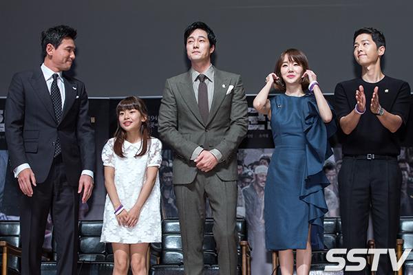 김수안 영화 군함도 제작보고회 2017.06.15 (4)
