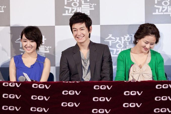 임주환 2011 영화 수상한 고객들 시사회 04