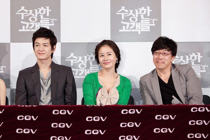 임주환 2011 영화 수상한 고객들 시사회 05