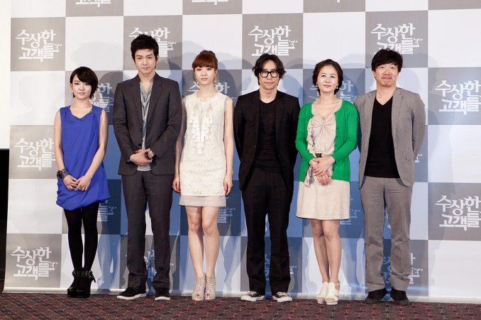 임주환 2011 영화 수상한 고객들 시사회 07