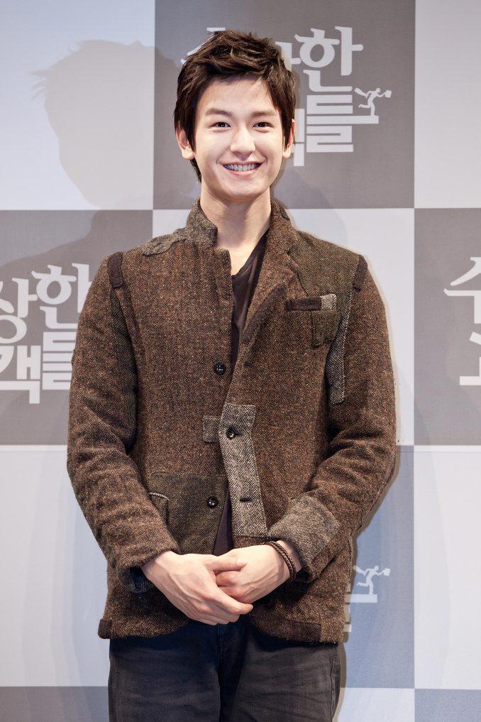 임주환 2011 영화 수상한 고객들 제작보고회 05