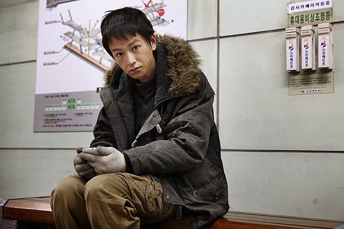 임주환 2011 영화 수상한 고객들 촬영현장 01