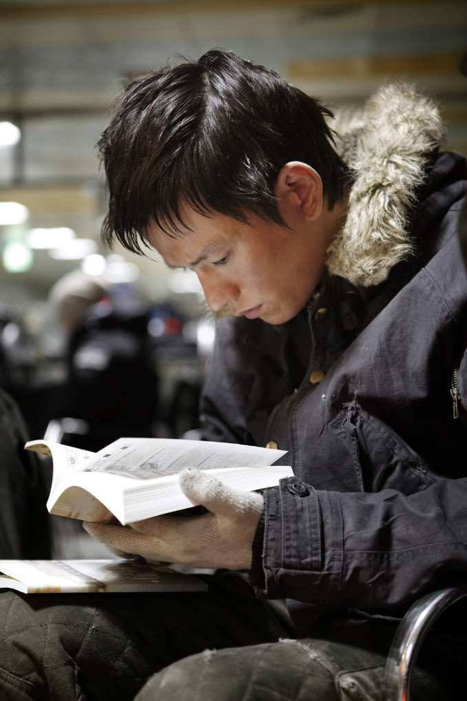 임주환 2011 영화 수상한 고객들 촬영현장 02