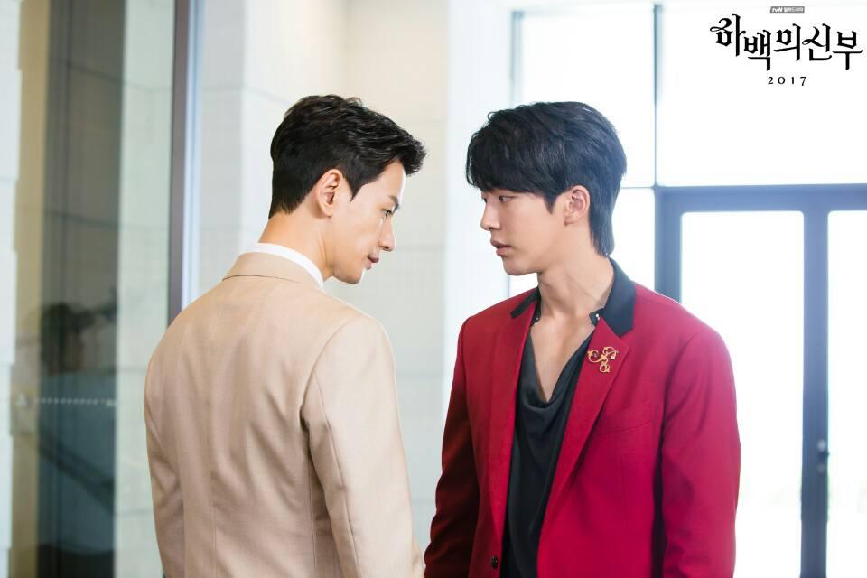 임주환 tvN 드라마 하백의 신부 2017 스틸 2017.07 (41)