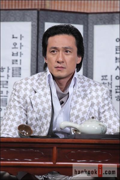 손창민 영화 상사부일체 제작보고회 2007.07.11 07