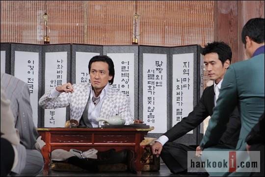 손창민 영화 상사부일체 제작보고회 2007.07.11 08