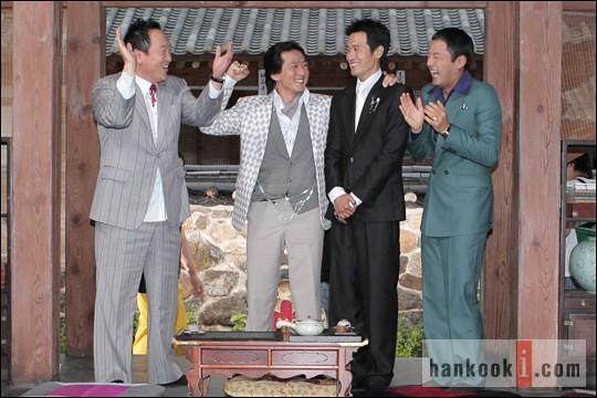 손창민 영화 상사부일체 제작보고회 2007.07.11 09