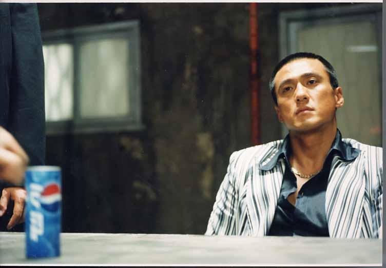 손창민 영화 정글쥬스 스틸 2002.03 03