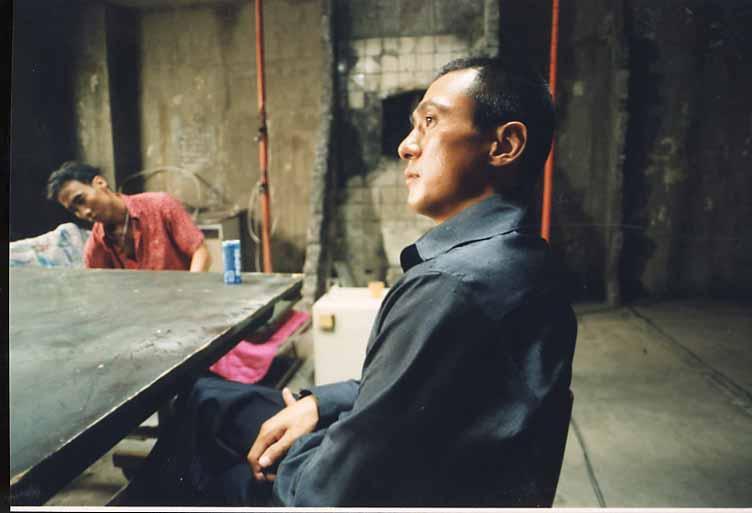 손창민 영화 정글쥬스 스틸 2002.03 04
