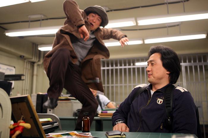 손창민 영화 정승필 실종사건 스틸 2009 04