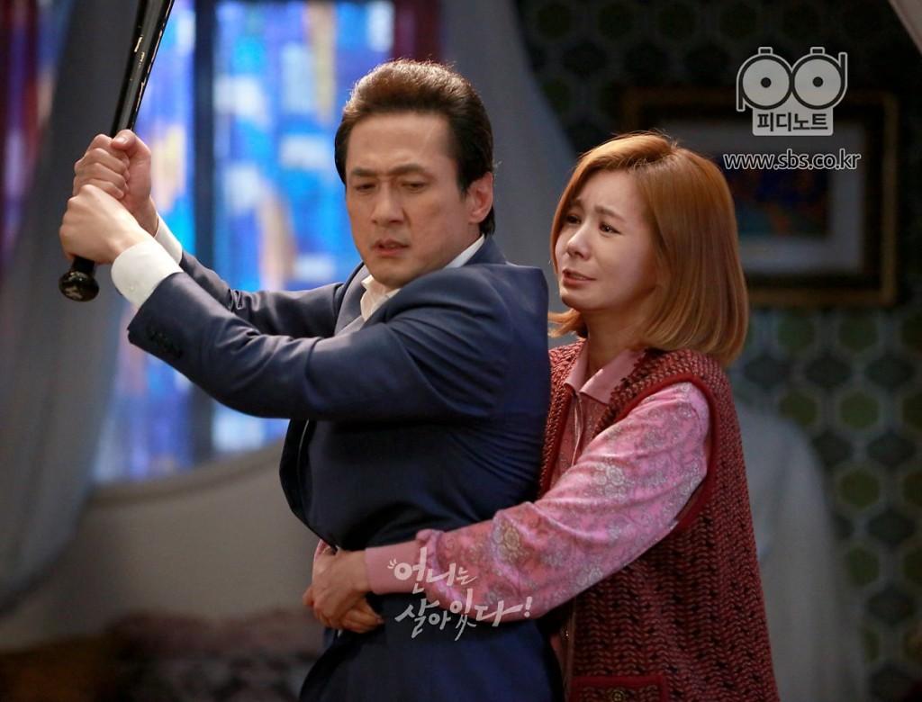 손창민 SBS 드라마 언니는 살아있다 스틸 2017.04 (51)